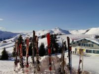 Österreich Winter Weihnachten Silvester