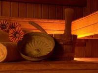 Südtirol Wellness Eltern Sauna