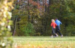 Wellnessurlaub Ostsee Fitness Joggen