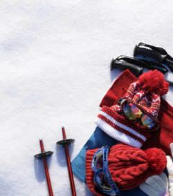 Wellness Ski fahren Urlaub
